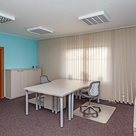 Sdílené kanceláře Lužická, Nový Jičín